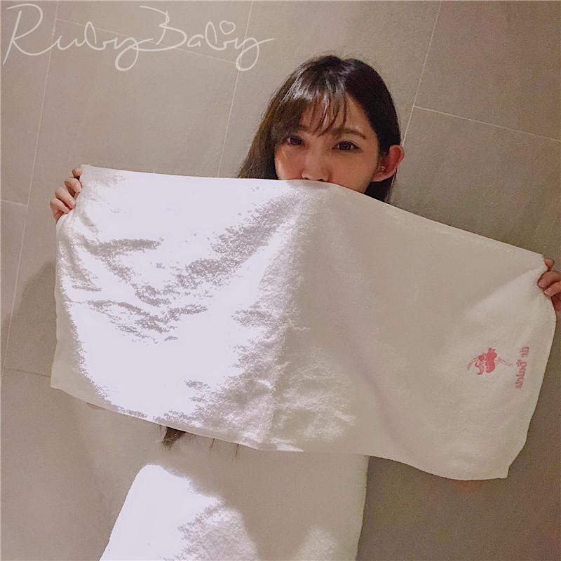 小巴黎品牌純棉毛巾